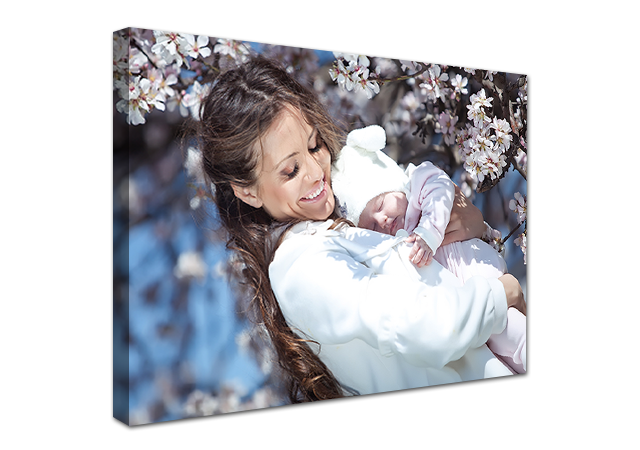 Custom Canvas Prints image with memories