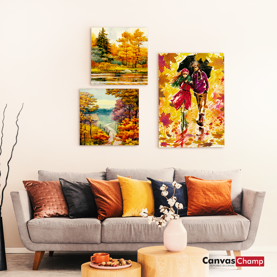 Thanksgiving Canvas Prints
