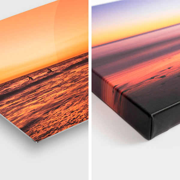 Special About Canvas Prints and Metal Prints