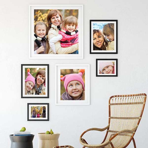 Simple Framed Prints