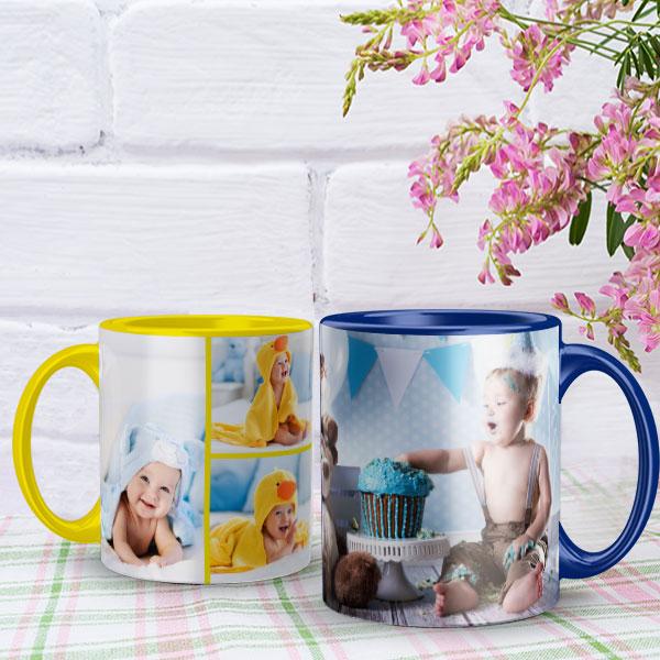 Baby Photo Mugs