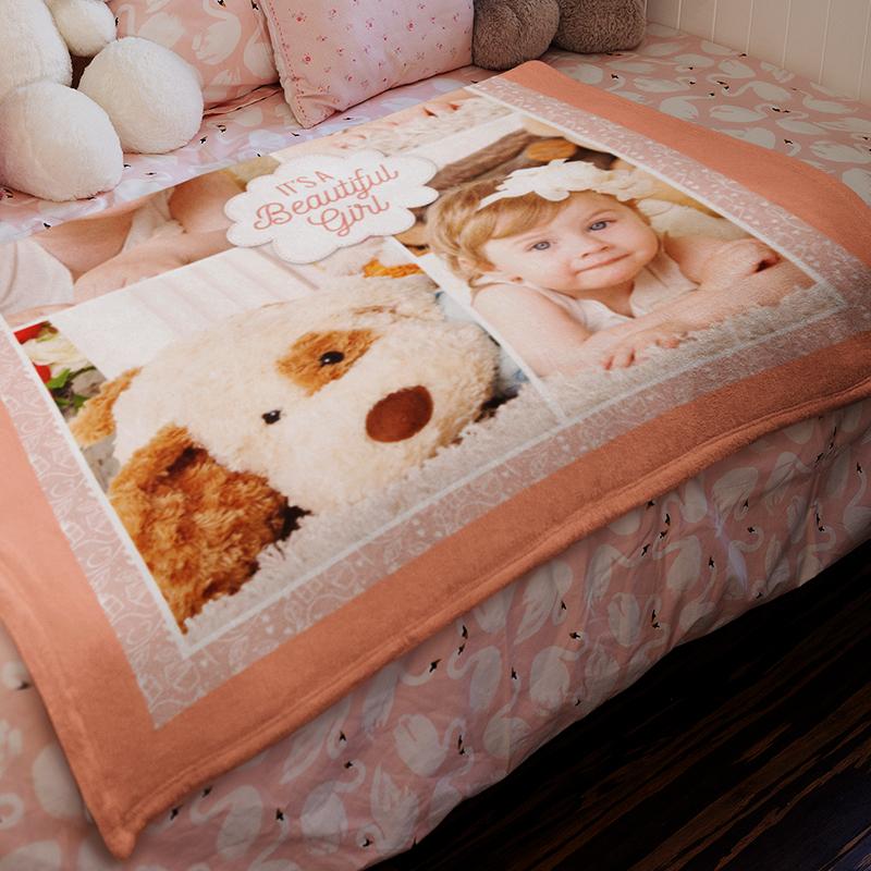 Custom Blankets Photos