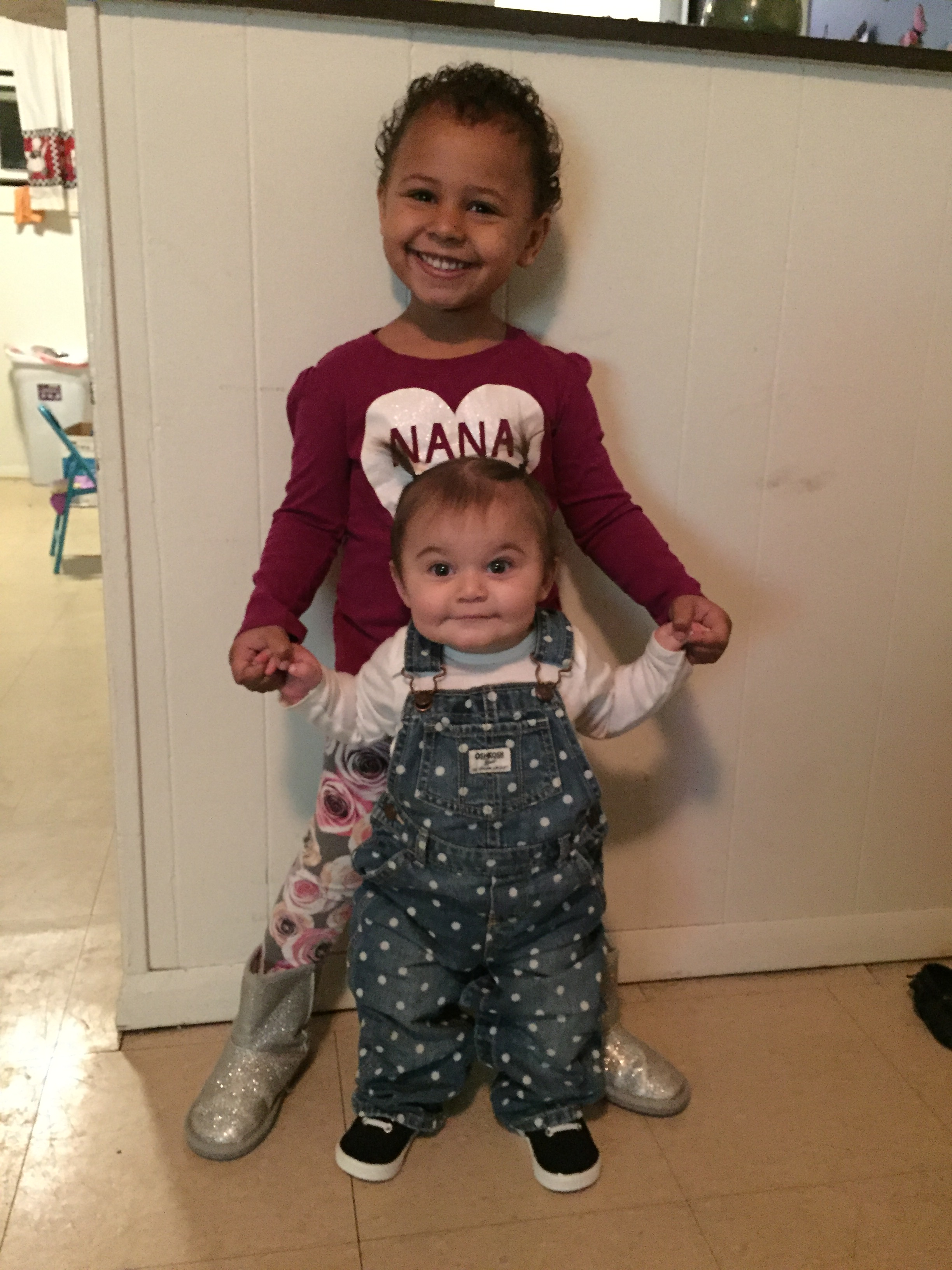 My beautiful daughters by Felecia  Francis