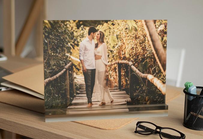 acrylics photo blocks