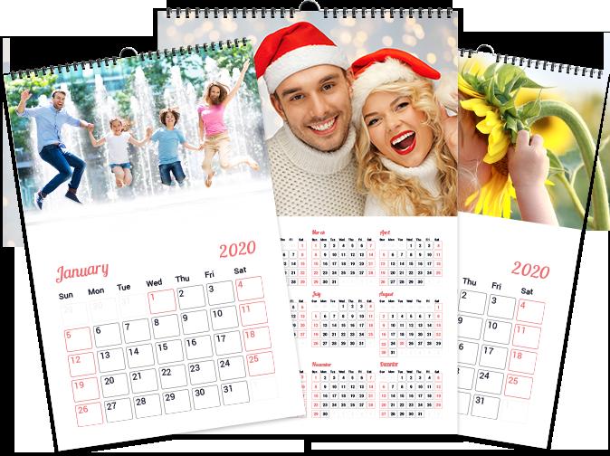 Personalized a Calendar