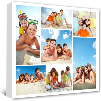 canvas-photo-collage-of-vacation-photo