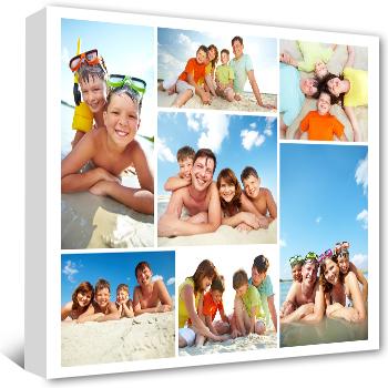 Photo Collage Print