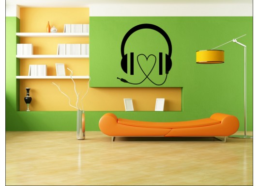 headphone-wall-decal-sticker