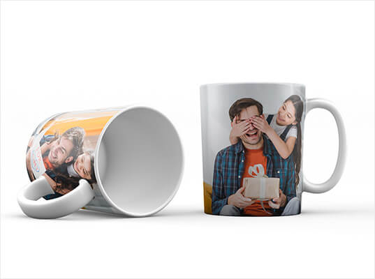 High Quality Photo Mugs