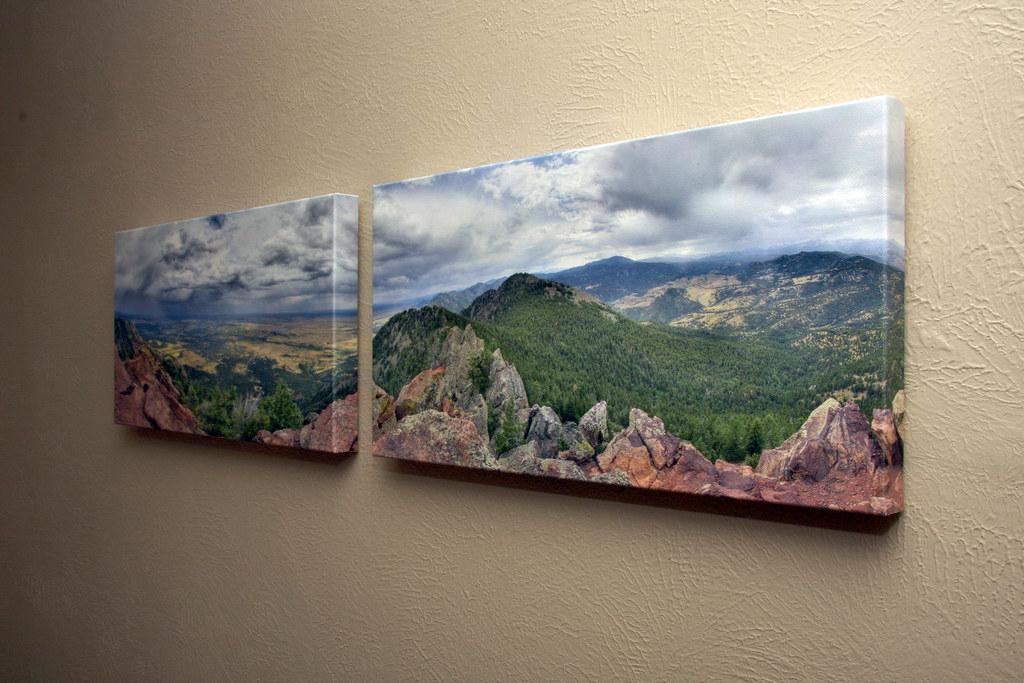 Nature Canvas Image