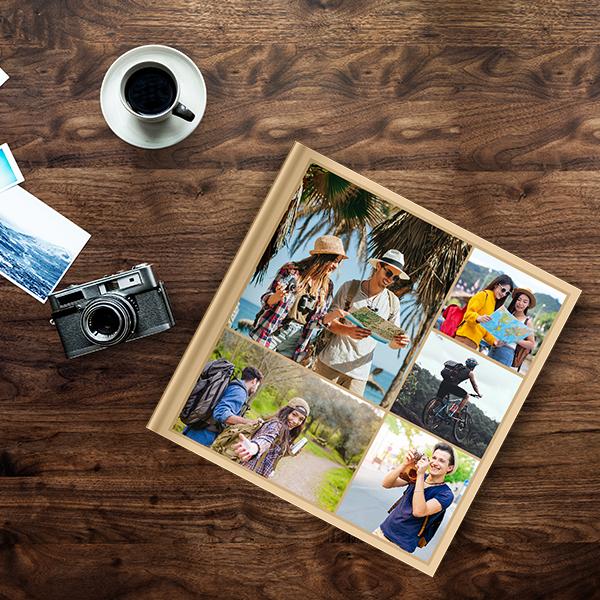 Custom Travel Photo Books