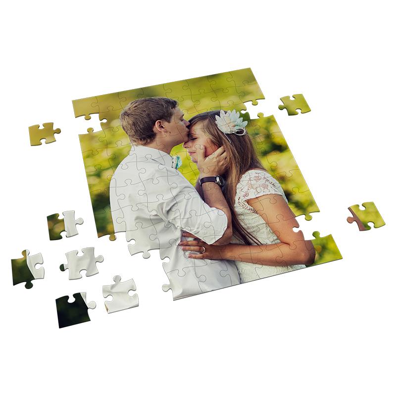 Custom Photo Puzzles