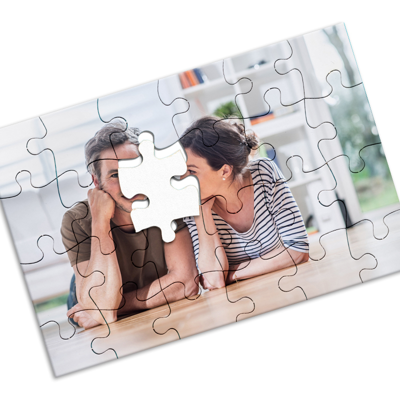 Photos on Puzzles