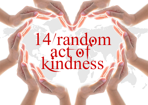 14 Random acts of kindness