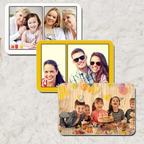 Rectangle Photo Magnets