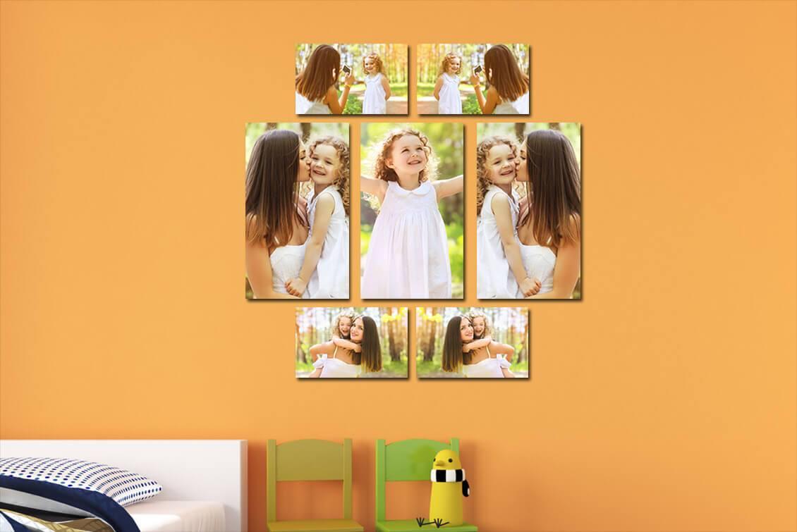 Wall Display is optimal for decor