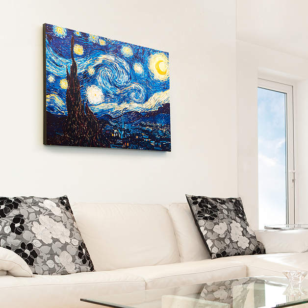 starry-night-canvas-print-hanged-on-wall