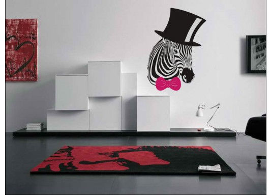 zebra_Peel-and-stick-wall-decal