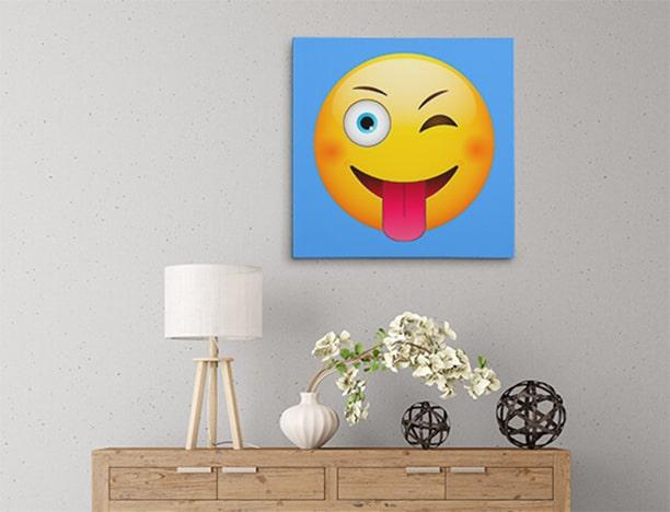 Emoji Art Prints