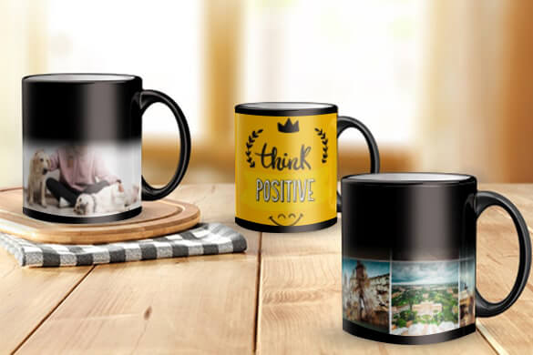 Magic Coffee Mugs Guaranteed to Bring 11 Ounces of Enchantment