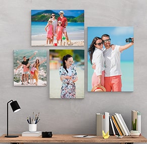 Canvas Wall Display