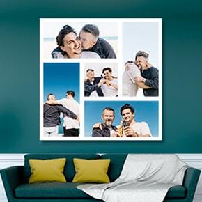 5 Photo Collage